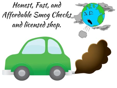 Certified Smog Test & Repair | Sand Canyon Smog, Tire ...